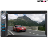 6.2inch Double DIN 2DIN Car DVD Player Ts-2025-2