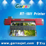 1.8m Garros Roll to Roll Dx5+ Print Head Sublimation Textile Printer