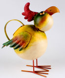Migodesigns New Design Direct Factory Manufacture Art Decor Rooster Cheap Metal Watering Can