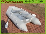 3.2m Aluminium Board Inflatable Fishing Boat with Paddle