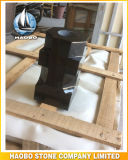 Shanxi Black Granite Cross Design Vase Wholesale