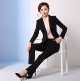 Made to Measure Fashion Stylish Office Lady Formal Suit Slim Fit Pencil Pants Pencil Skirt Suit L51615
