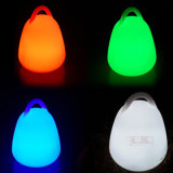 Colorful Christmas Gift Hand Lamp Color Changing LED Night Light