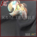 100% Digital Print Sand Washed Crepe De Chain Fabric for Silk Night Dress