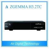 2017 Air Digital Zgemma H3.2tc HD Combo DVB-S2+2X DVB-T2/C Digital TV Satellite Receiver with IPTV, 3D Ready