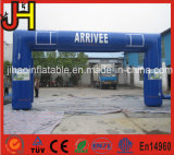 France Finish Line Cheap Inflatable Arch for Event