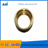 Precision CNC Machining Brass Nuts