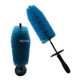 Superior Quality Car Wheel Cleaning Brush with Shield