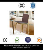 HZDC032 Linen L Tufted Andchair Dining Chair