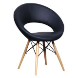 Eames Style Faux Leather Dining Chair W15715-6