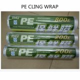PE Cling Film for Food Food Grade PE Stretch Film Plastic Film