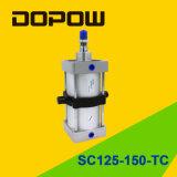 Dopow Sc125-150-Tc Cylinder Pneumatic Cylinder