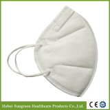 Foldable Non-Woven Face Mask with High Filtration Efficiency