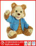 Baby Gift Toy of Plush Fox with T-Shirt