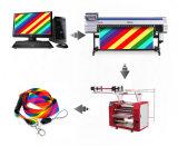 Hot Sale High Efficient Dye Sublimation Ribbon /Lanyard Heat Press Machine