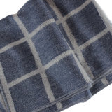 Fashion Wool Blended Men Scarf