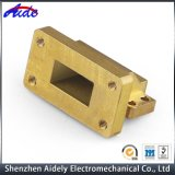 Plumbing Cast Copper CNC Machining Part for Metal Forging Machinery