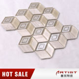 Italy White Marble Mosaic Wall and Floor Stone Marble Mosaic Tile for Bathroom