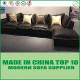 Popular L Shape Living Room Leather Corner Sofa