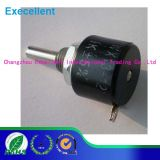 2W 10 Turns Wire Wound Potentiometer with 22mm Dial