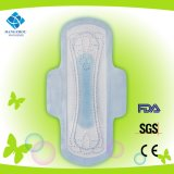 280mm Ultra Thin Lady Sanitary Pad with Wings for Night Use