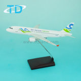 1: 200 Scale Model Airplane A320 Resin Toy Model