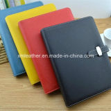 Custom Luxury Leather Diary Notebook for Office