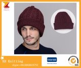 Custom Men′s Knitted Wool Hats and Caps