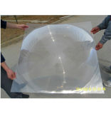 Customized Optical Acrylic Fresnel Lens Solar Heat, Large Fresnel Lens