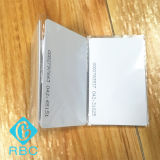 PVC RFID Tk4100 Contact Chip Card with Serial Number