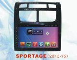 Android 5.1 Car Accessories for Sportage with Car Navigation GPS