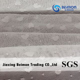 Loving Heart Design &Reasonable Price--80.28%Nylon 19.72%Spandex Jacquard Mesh Lace Fabric