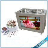 Icm-980 2 Roller Pan Stir Fry Ice Cream 60Hz