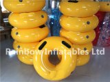 Cheap Customized Inflatable PVC Swimming Ring