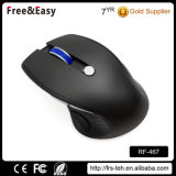 Portable Wireless RF 2.4G 6D Ergonomic Automatically Sleep Mouse