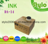 Da14 Ink Duplicator Consumable for Duplo, Da-14 Ink Made in China