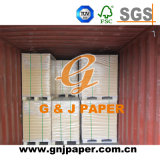 High Quality 58GSM Woodfree Printing Paper Used on Notebook Production