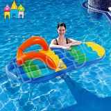Inflatable Slipper Pool Float, Inflatable Flip Flop Float Ride on