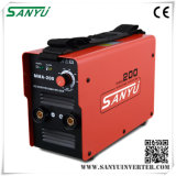 Plastic Cover Mosfet Inverter High Duty-Cycle TIG/MMA Welding Machines