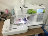 Best Sold Home Use Embroidery and Sewing Machine Wy960