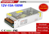 12V 15A 180W Security Monitoring Switching Power Supply
