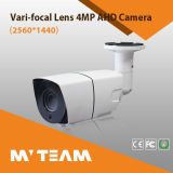Waterproof IP66 Varifocal Lens Panel Infrared Ahd Camera