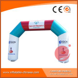 Outdoor Sports Inflatable Quad a Race Arch (A1-005)