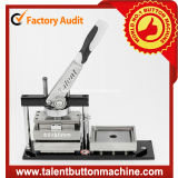 Rectangle Shape Button Making Machine (SDHP-N4)