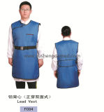 Popular Medical X Ray Radiation Protection Lead Vest FC04