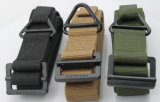 Tactical Army Military Outdoor Sports Belt Canvas Belt Metal Belt