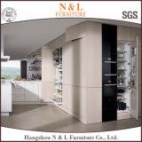 Wood Home Furniture Melamine Kitchen Cabinet