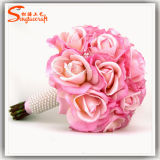 Artificial Flower Wedding Bouquet Soap Flower Bouquet on Wholesale