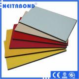 Oil Resistance Nano PVDF Aluminum Composite Panel with AA1100
