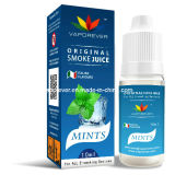 Menthol Mint Flavor E Liquid with Low High Strength Nicotine Tpd USP FDA MSDS ISO9001 Certificated E Liquid